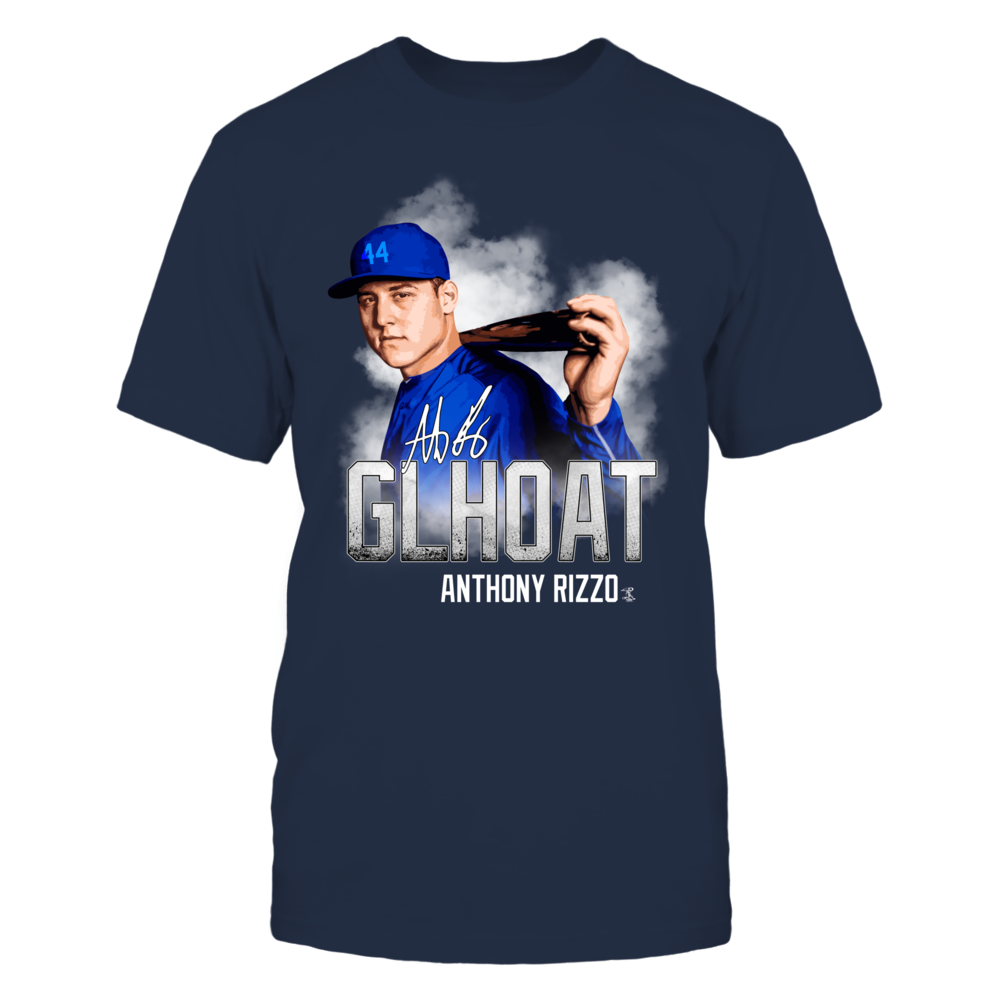 GLHOAT ANTHONY RIZZO Front picture