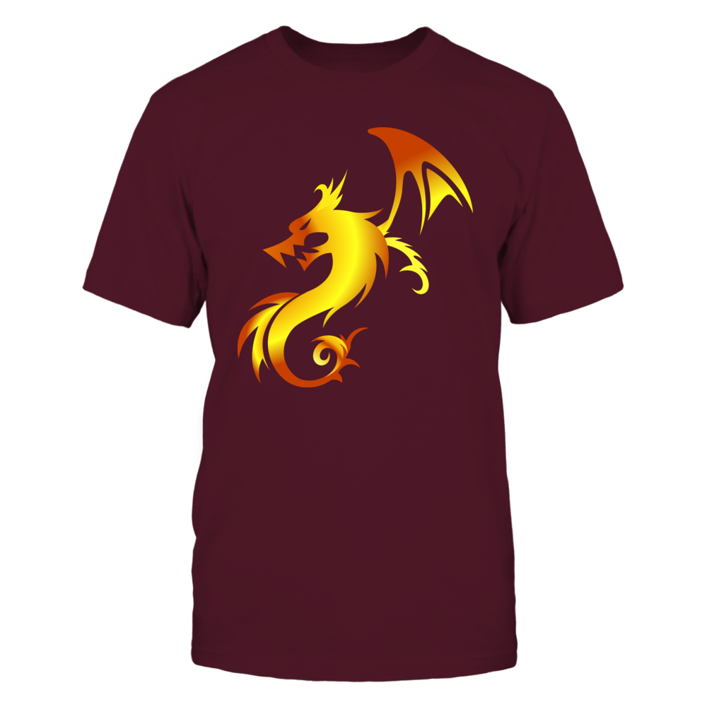 TShirt Hoodie Dragon Fire Boat T-shirt FanPrint
