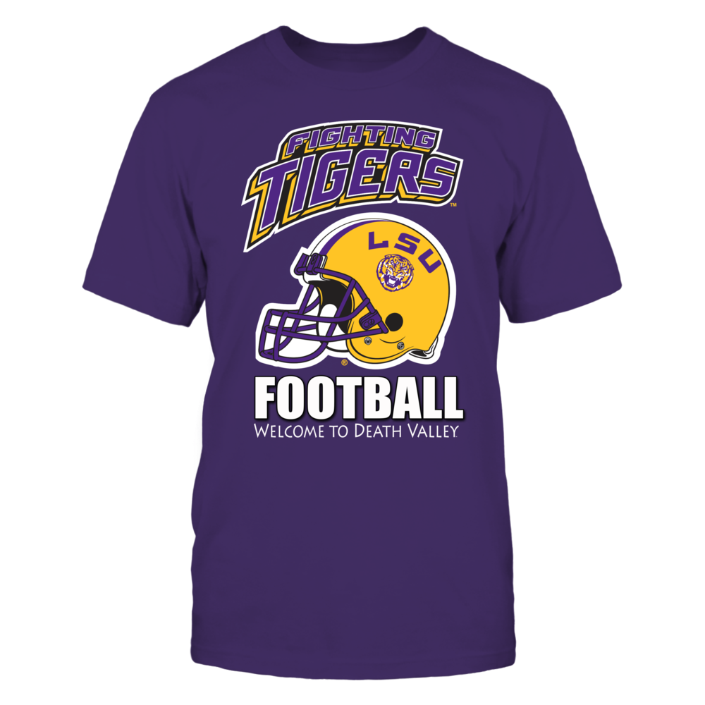 LSU Tigers LSU Fighting Tigers Football  - Welcome to Death Valley FanPrint