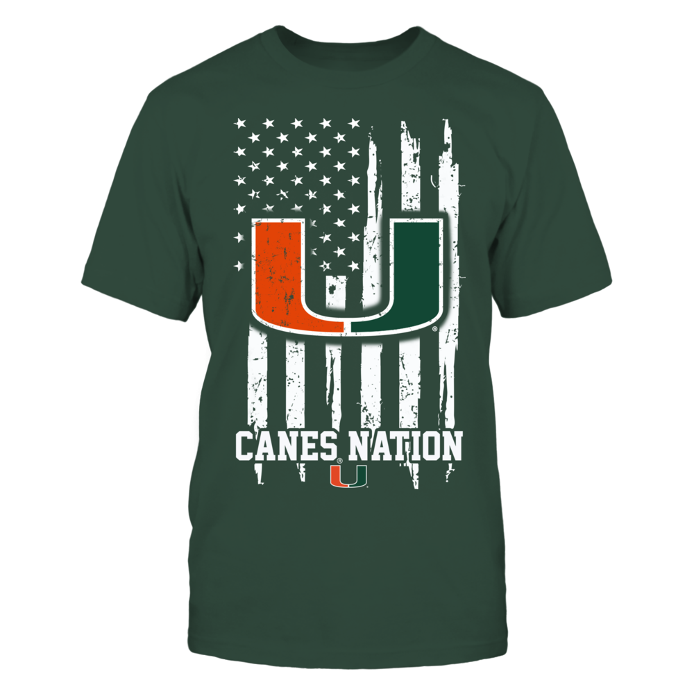 Miami Hurricanes - Nation Front picture