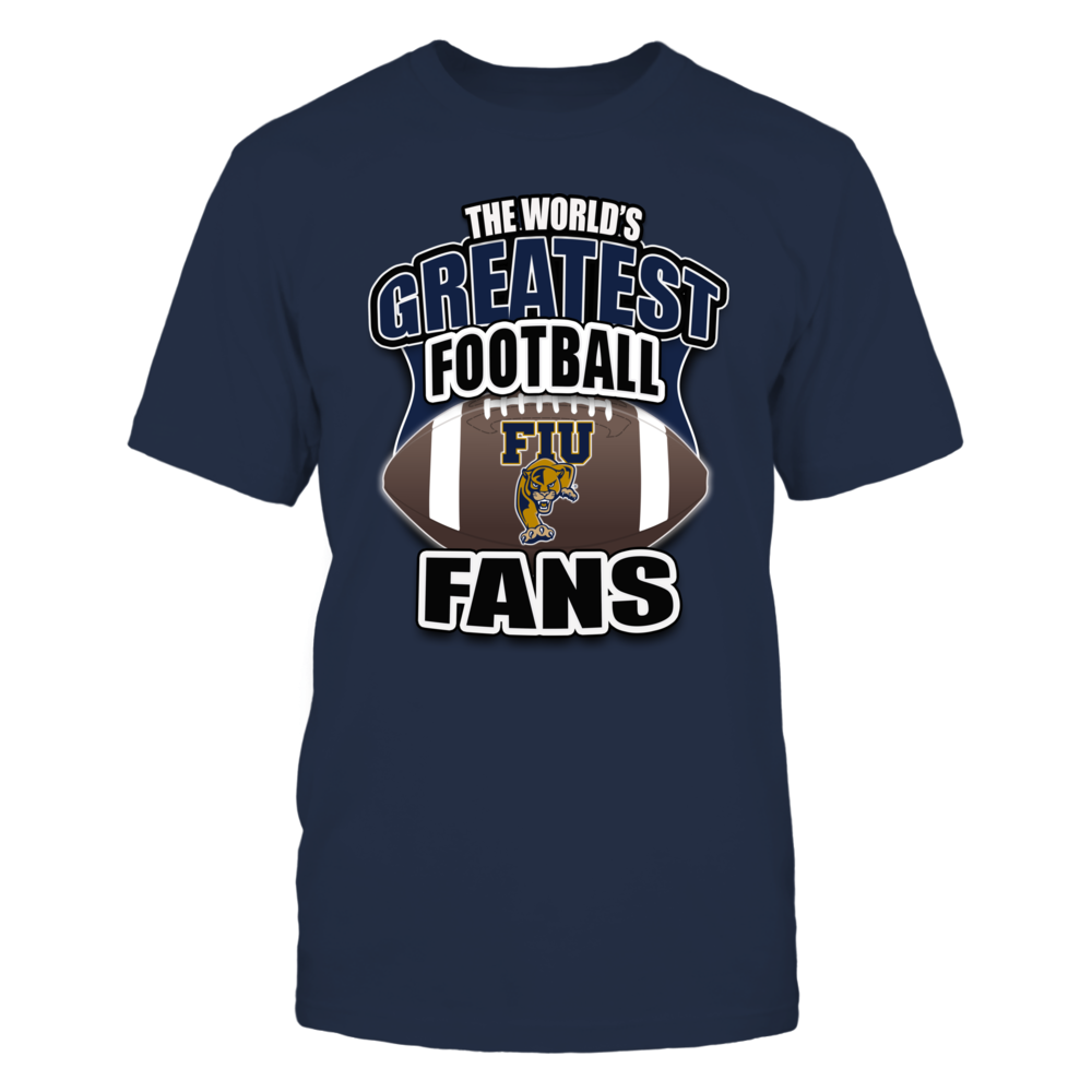 Florida International Panthers Florida International Football - Worlds Greatest Fans FanPrint