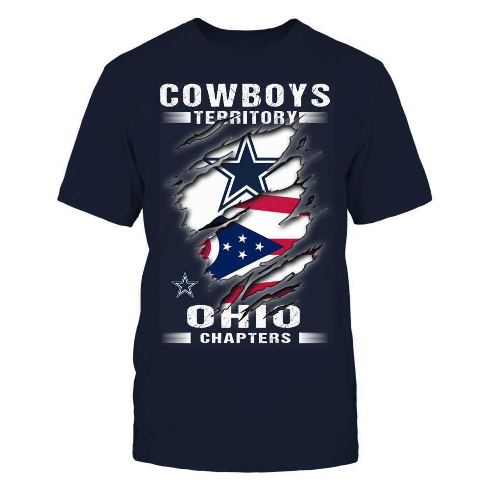 Dallas Cowboys - Ohio - Chapters Front picture