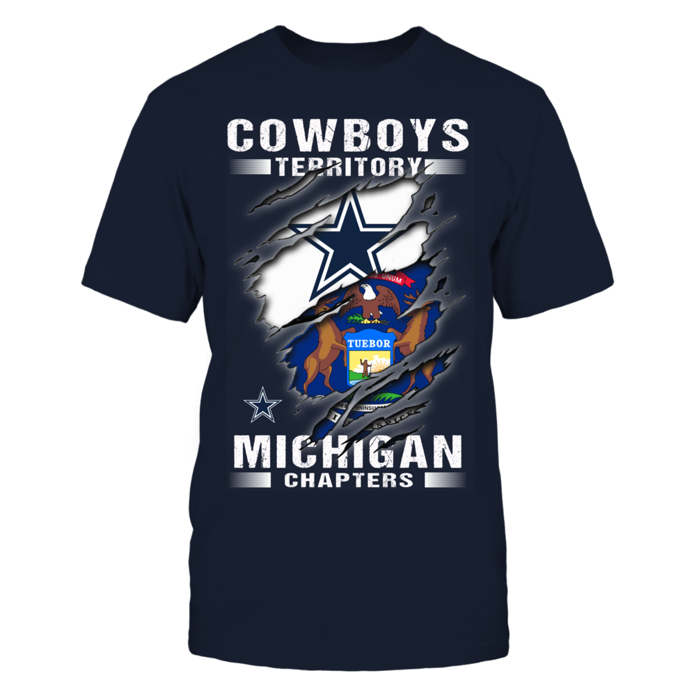 Dallas Cowboys - Michigan - Chapters Front picture