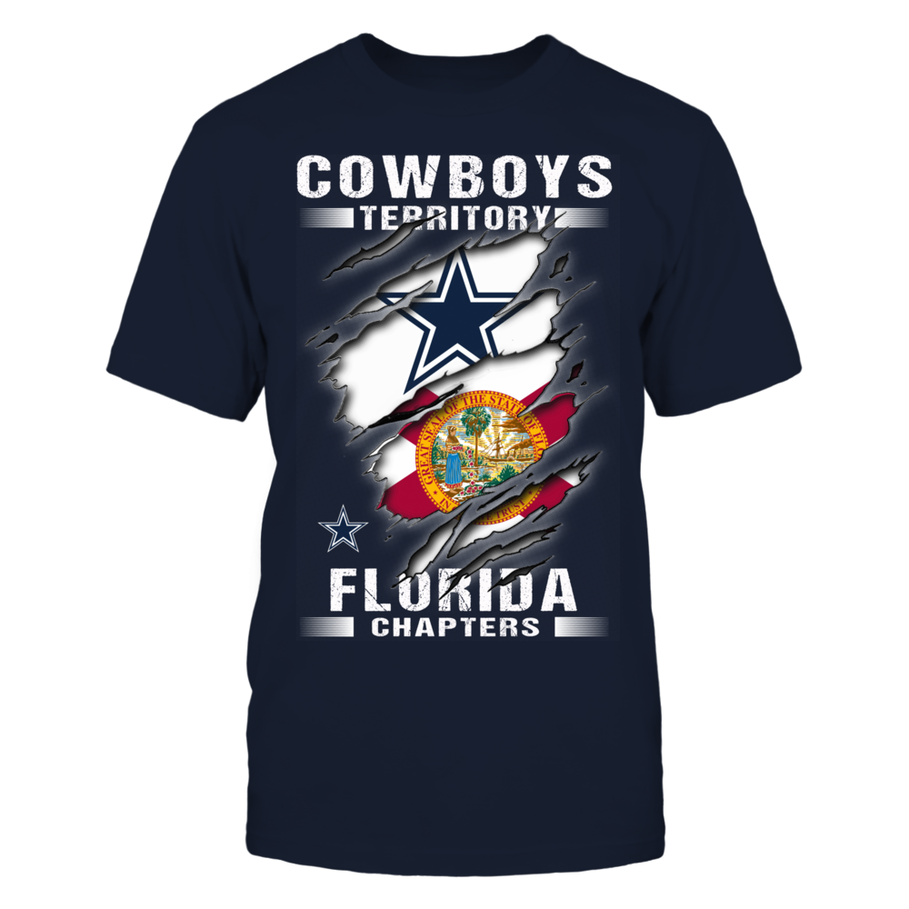Dallas Cowboys - Florida - Chapters Front picture