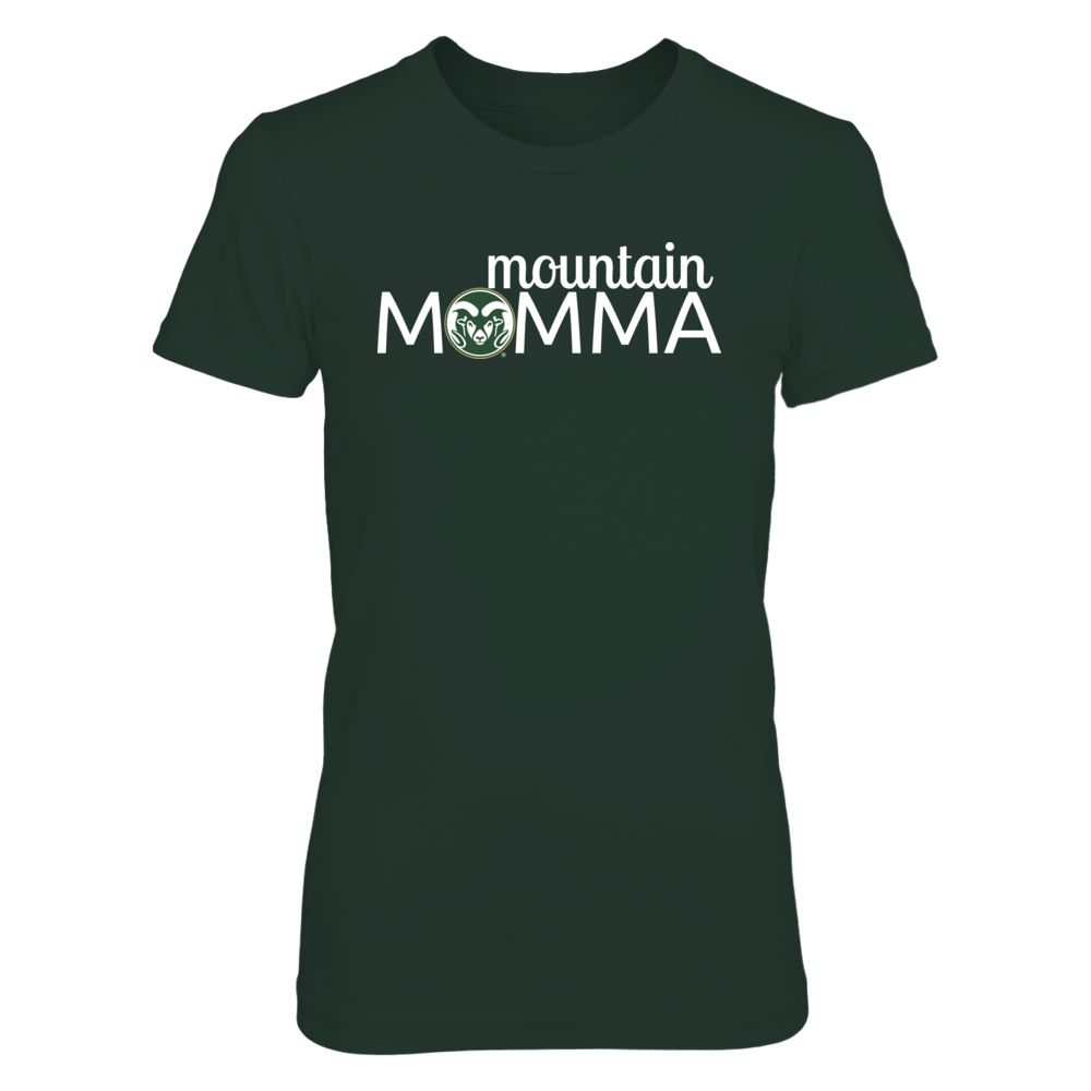 Colorado State Rams MOUNTAIN MOMMA - COLORADO STATE RAMS FanPrint