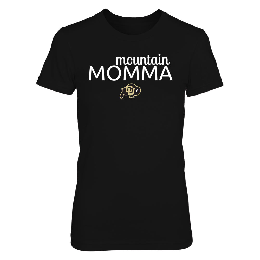 MOUNTAIN MOMMA - COLORADO BUFFALOES Front picture