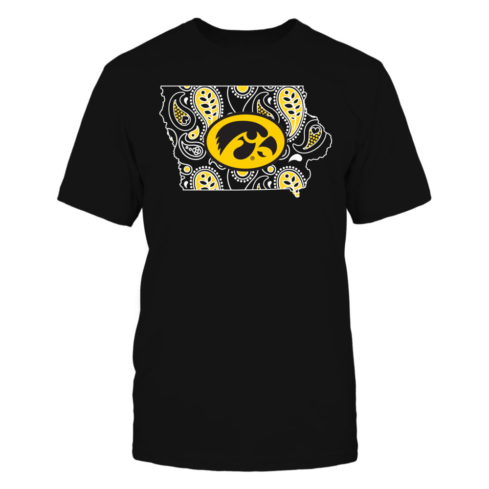 Iowa Hawkeyes - Paisley State Front picture