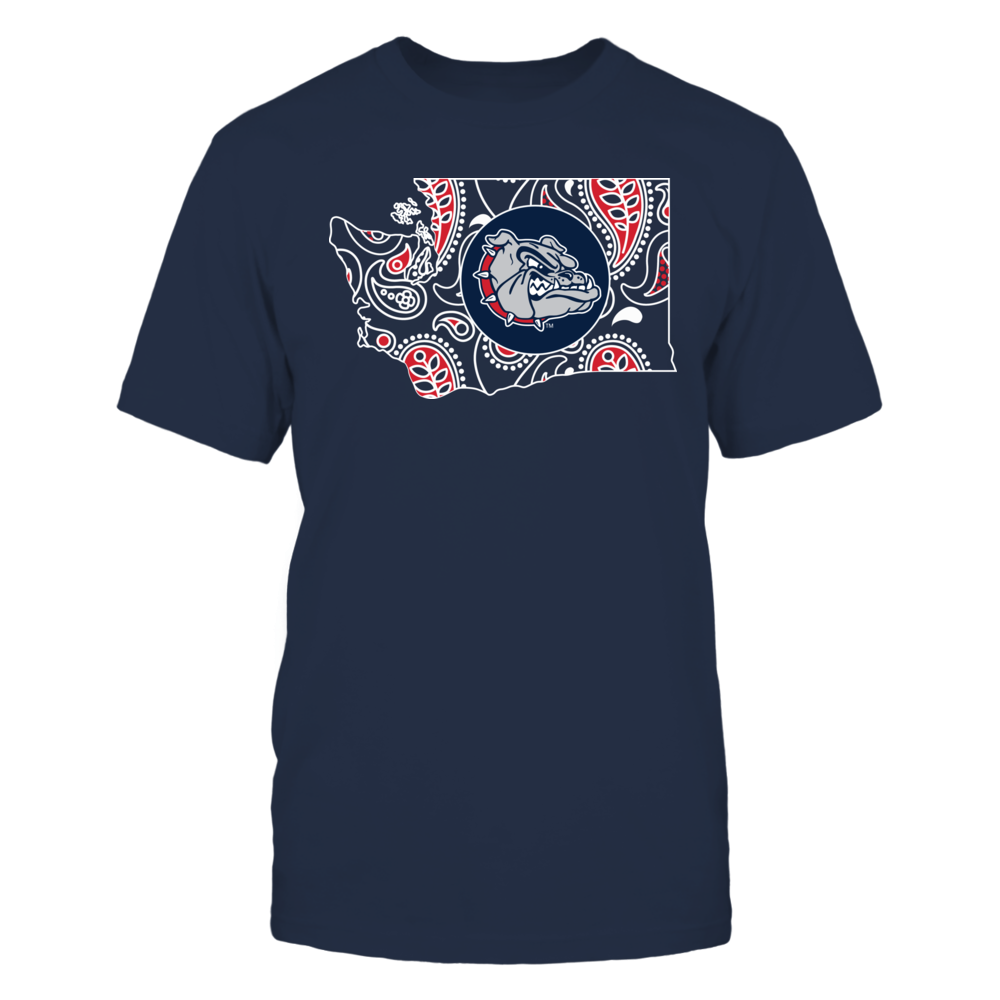 Gonzaga Bulldogs - Paisley State Front picture