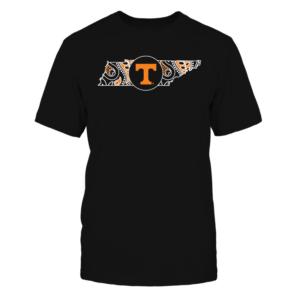 Tennessee Volunteers - Paisley State Front picture