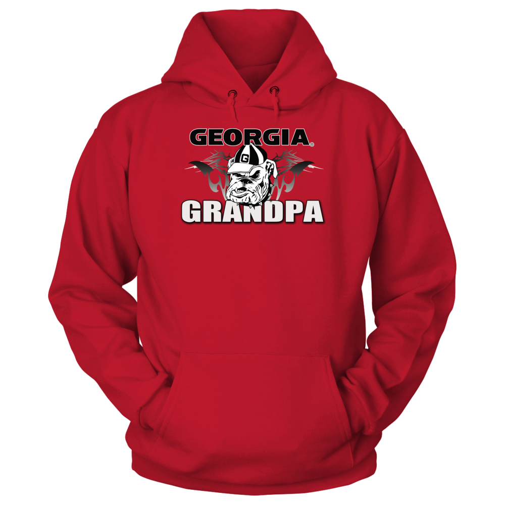 Georgia Bulldogs Georgia Bulldog Store - Univ Georgia Grandpa FanPrint