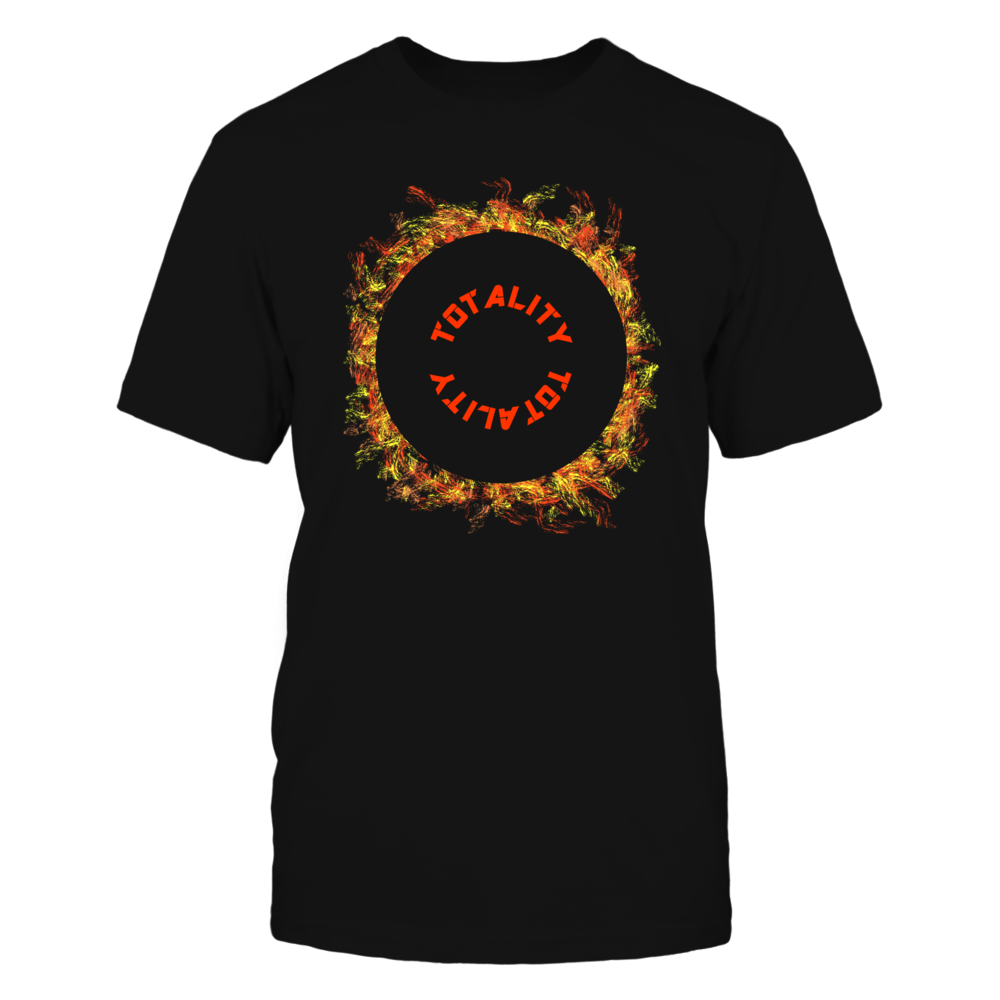 TShirt Hoodie Total Solar Eclipse Artistic Totality FanPrint