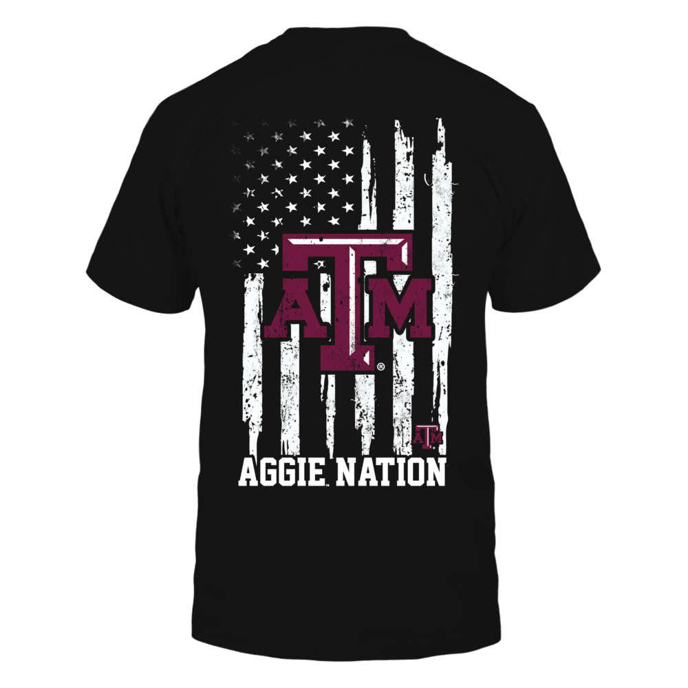 Texas A&M Aggies - Nation Back picture