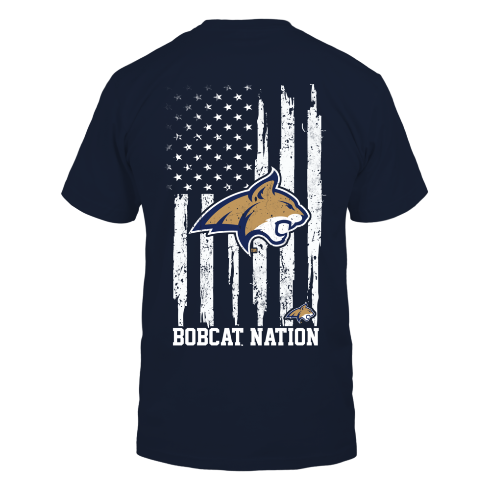 Montana State Bobcats - Nation Back picture