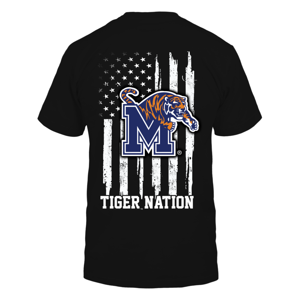 Memphis Tigers - Nation Back picture