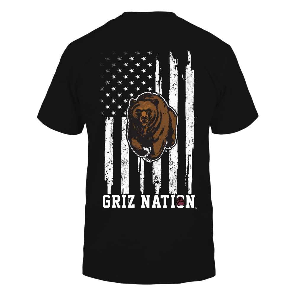 Montana Grizzlies - Nation Back picture