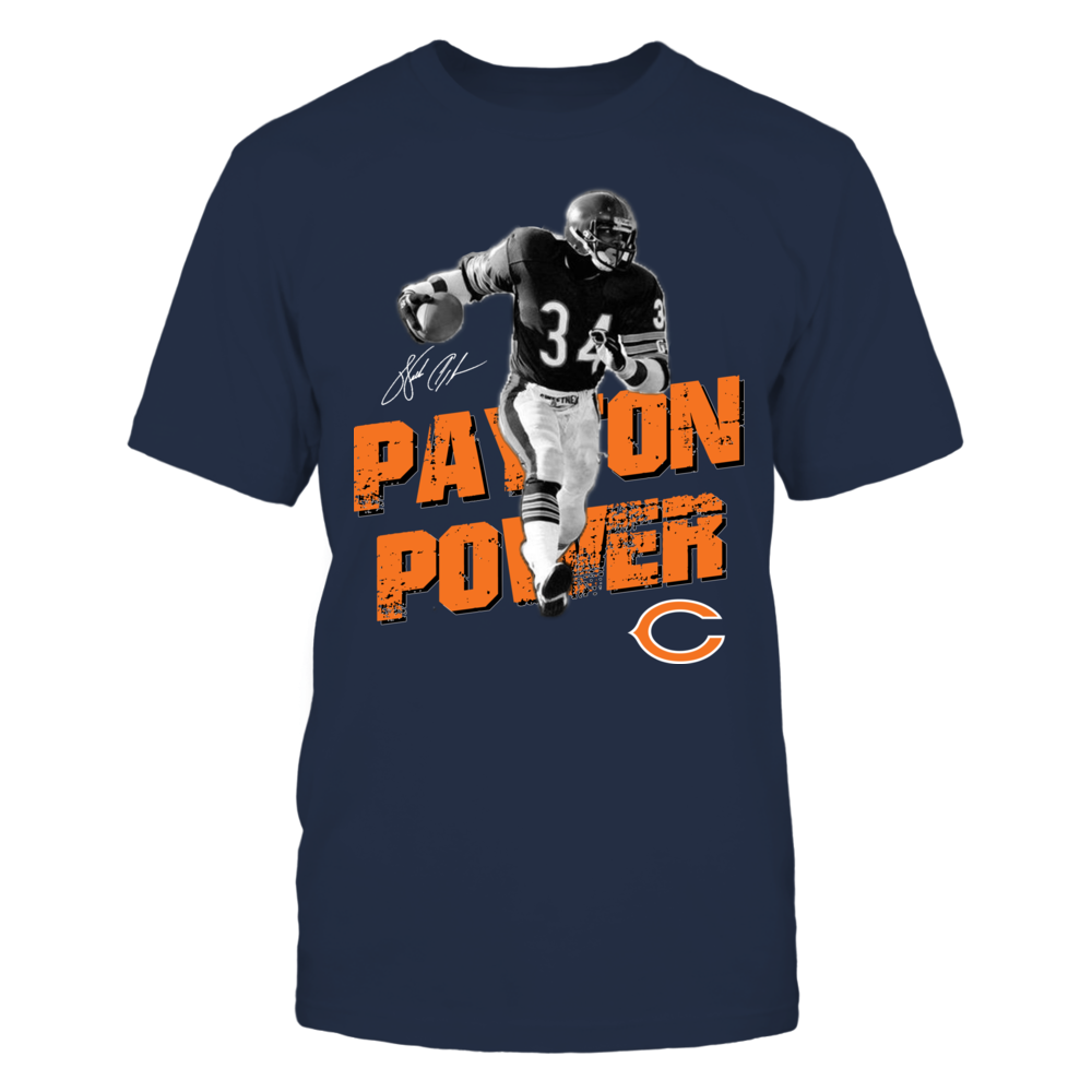 Walter Payton - Payton Power Front picture