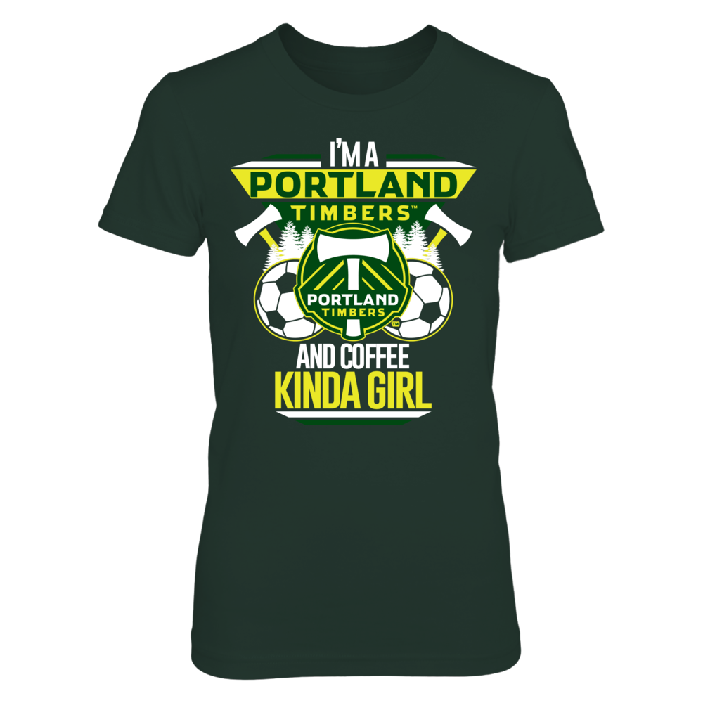 Portland Timbers Kinda Girl Front picture