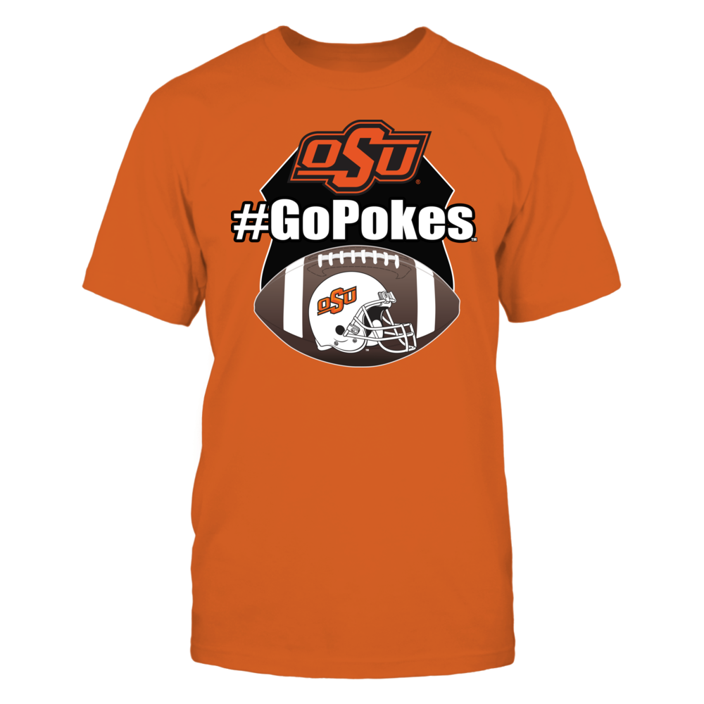 Okla State Football - #GoPokes Follow the OSU Team Front picture