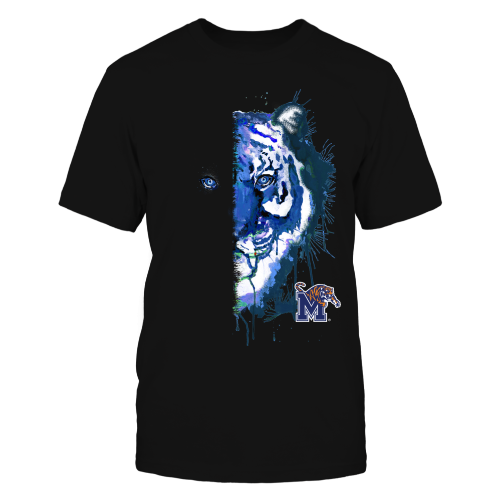 Memphis Tigers - Half face Front picture