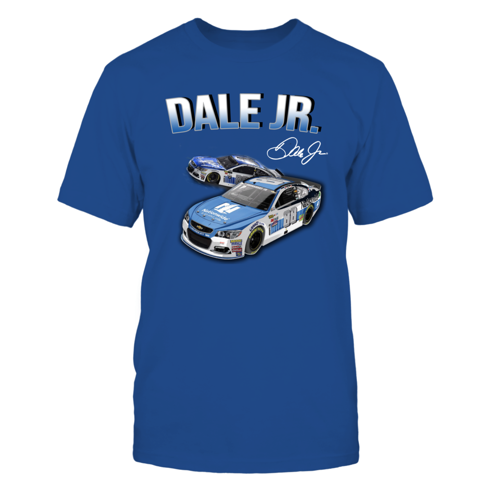 Dale Jr Fan For Life - Accomplishments Front picture