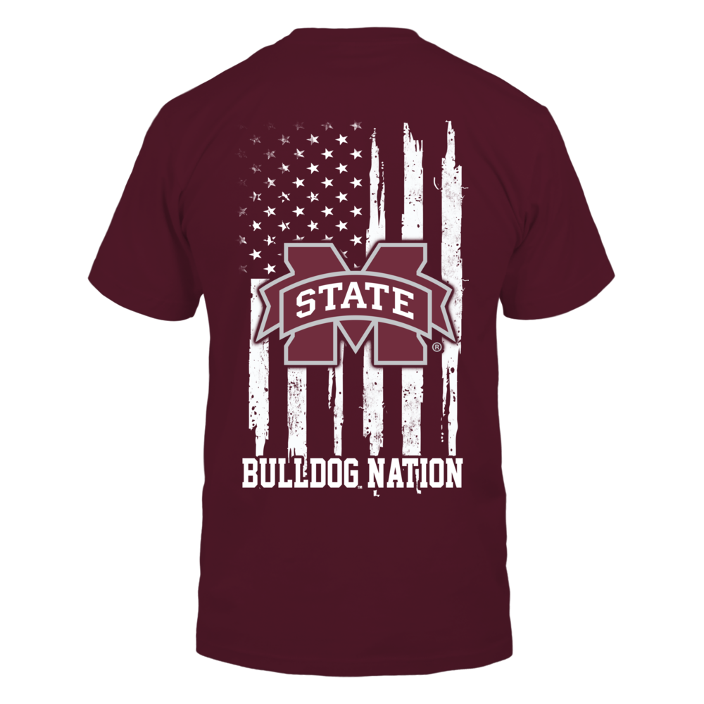 Mississippi State Bulldogs - Nation Back picture