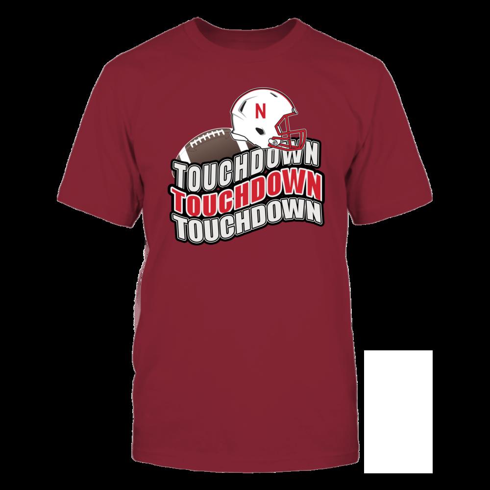 Nebraska Football - Touchdown, Touchdown, Touchdown Front picture