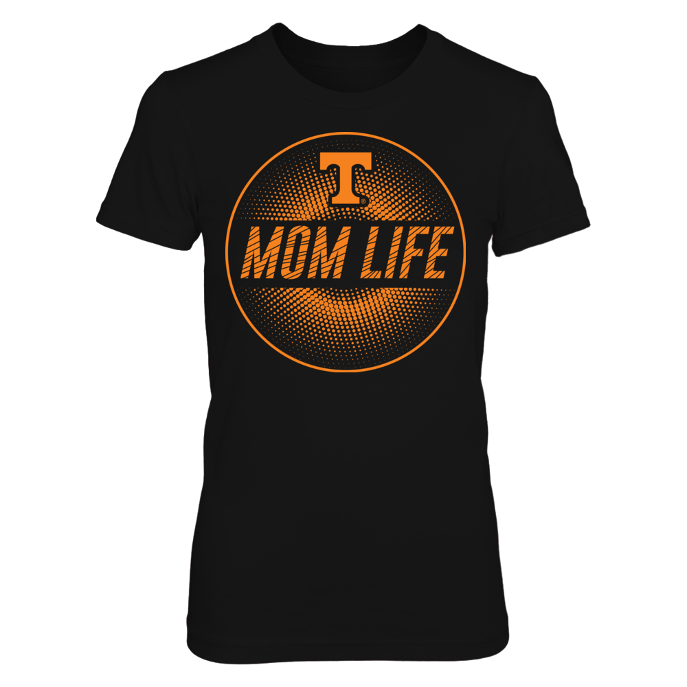 Tennessee Volunteers - Mom Life Front picture