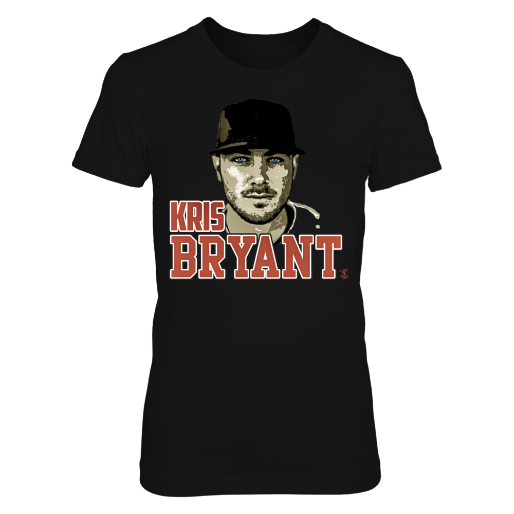 Kris Bryant, Blue Eyes Front picture