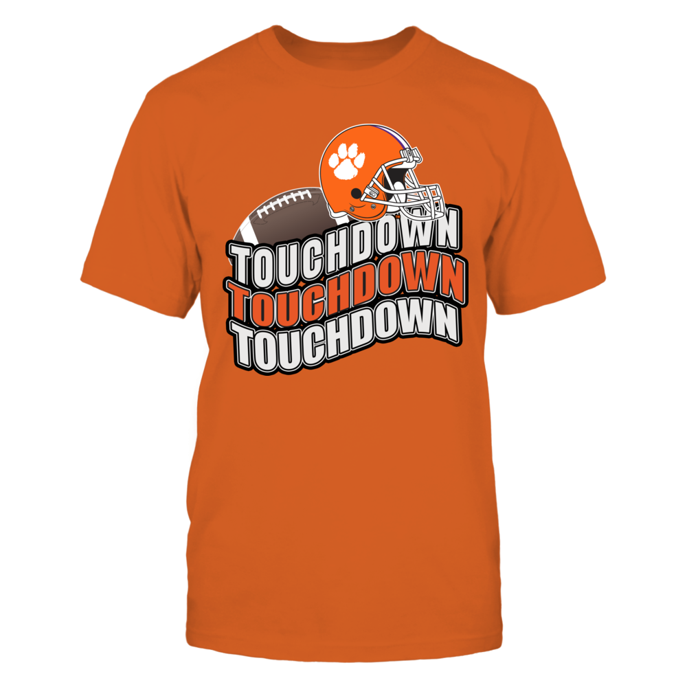 Clemson Tiger Football - Touchdown! Front picture