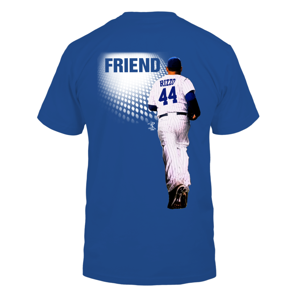 Anthony Rizzo - Best Friends Back picture