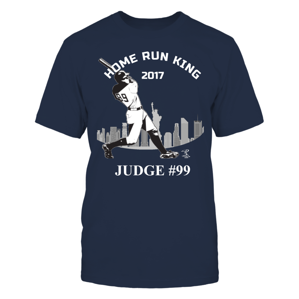 Aaron Judge,Home Run King 2017, #99 Front picture