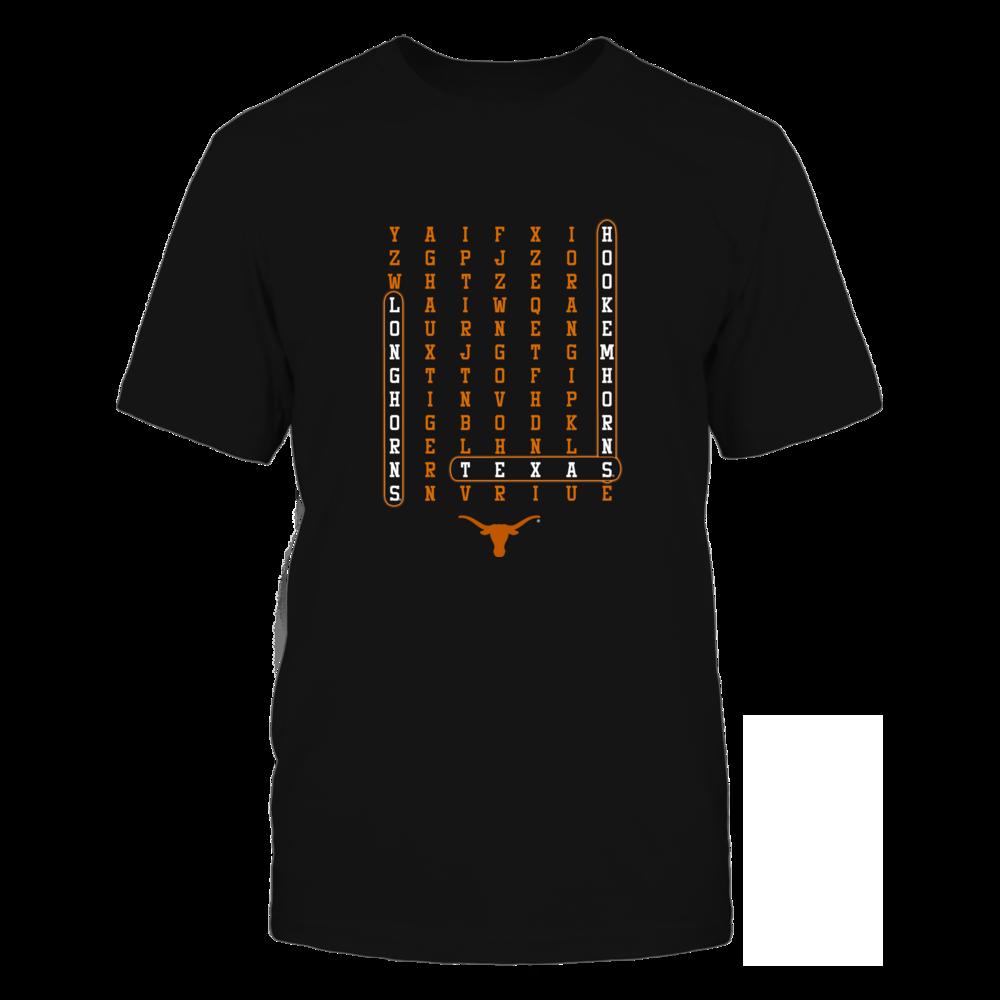 Texas Longhorns - Alphabet Front picture