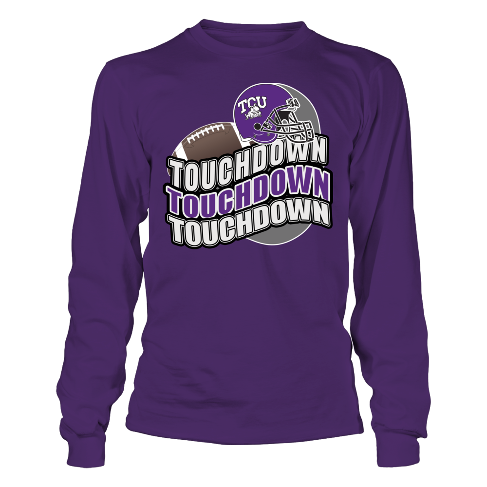 TCU Frogs Football - Touchdown, Touchdown, Touchdown Front picture