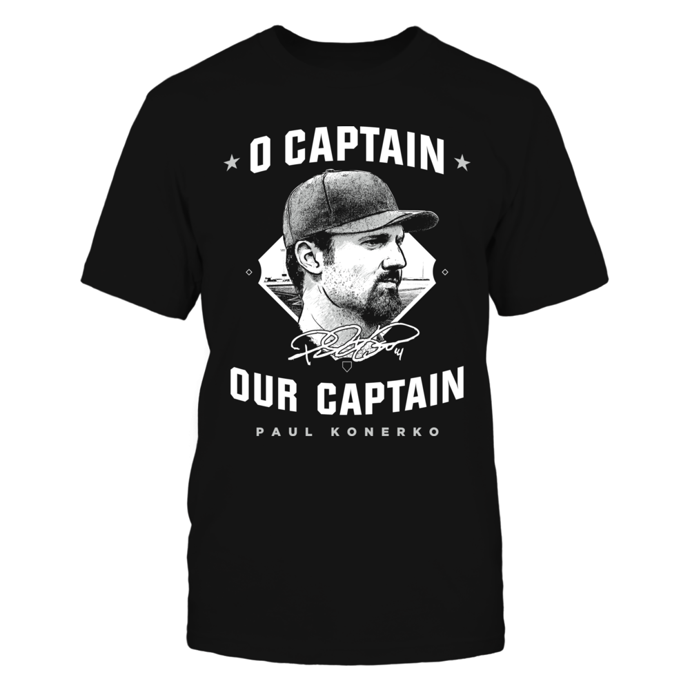 Paul Konerko - O Captain Our Captain Front picture