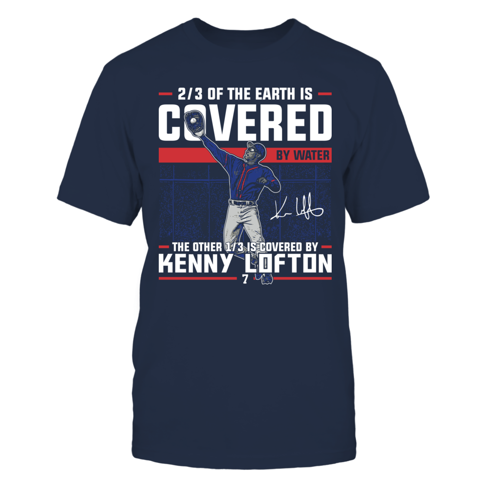 Kenny Lofton - Covered By Front picture