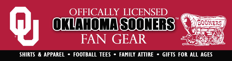 Oklahoma University Gear